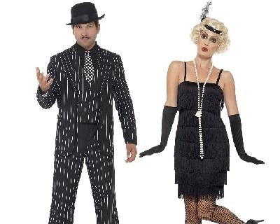 gangsters fancy dress
