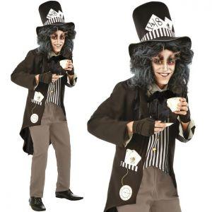 Mens Hallowed Hatter Costume