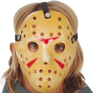 Childs Halloween Hockey Mask