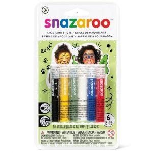 Snazaroo 6 Face Painting Sticks