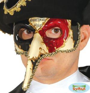 Mens Venetian Masquerade Ball Mask