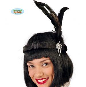 1920s Charleston Flapper Headband