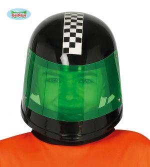 Childs Fancy Dress Racing Driver Helmet