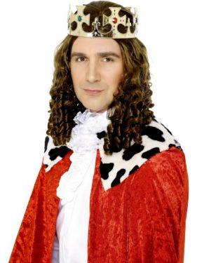Christmas Fancy Dress - Wise Men/Kings Crown with Jewels