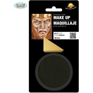 Black Face Paint Pot 9 grams