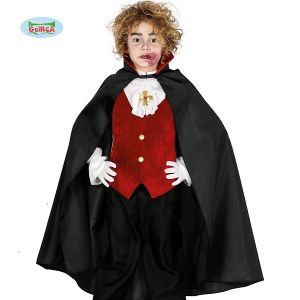 Childs 90cm Vampire Cape