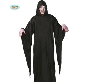 Adult Halloween Grim Reaper Death Robe