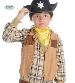 Childs Cowboy Waistcoat