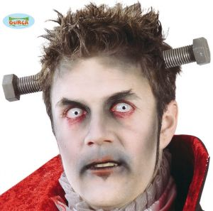 Halloween Bolts in the Head