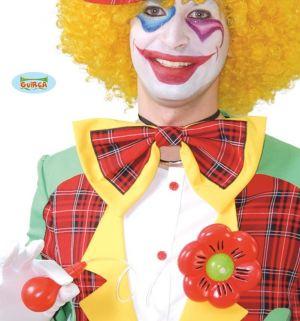 Clown Fancy Dress Squirting Flower