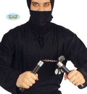 Fancy Dress Ninja Nunchucks