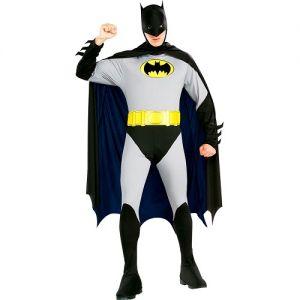 Superhero Mens Batman Costume