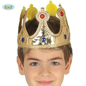Childs Fabric Crown