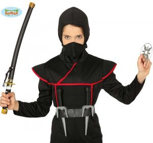 Ninja Fancy Dress Weapons Set