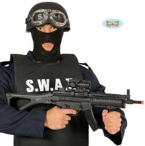 Armed Police SWAT Gun