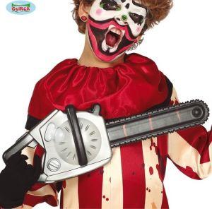 Halloween Mock Chainsaw