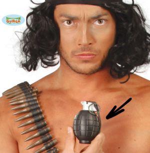 Toy Army Fancy Dress Hand Grenade