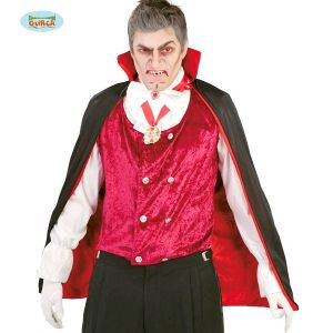 Adult Vampire 90cm Cape with Collar