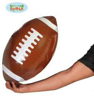 Inflatable Rugby or American Football
