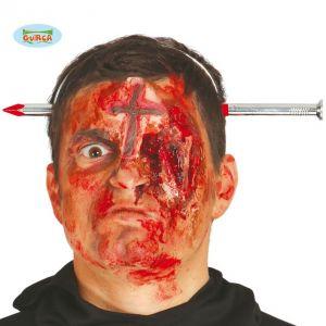 Halloween Nail in the Head