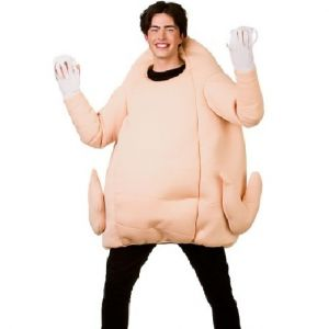 Giant Adult Christmas Turkey Costume - One Size