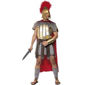 Mens Roman Warrior Gladiator Costume - Medium or Large