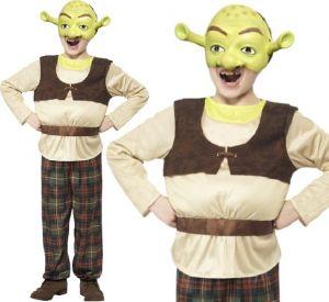 Childrens Shrek Costume
