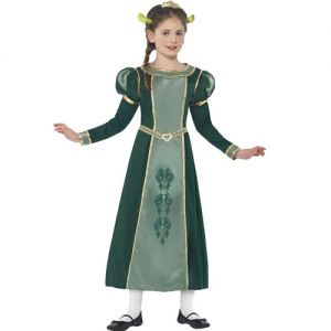 Childrens Licensed Princess Fiona from Shrek Costume