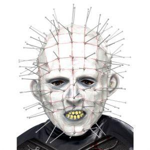 Halloween Licensed Hellraiser Pinhead Mask