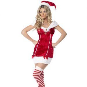 Ladies Fever Stocking Filler Costume