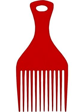 1970s Afro Comb Fancy Dress Accessory