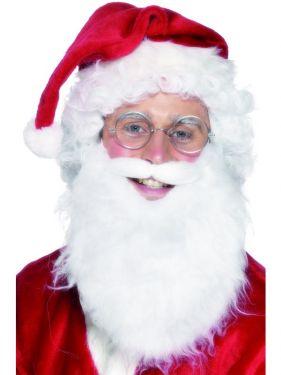 Christmas Fancy Dress - Santa Beard
