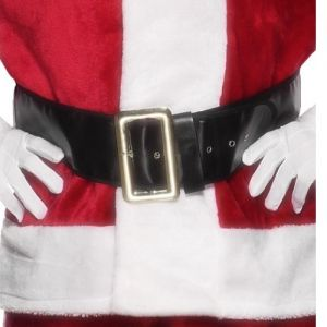 Christmas Santa Belt with Buckle - 145cm