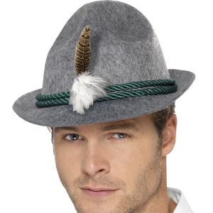 German Trenker Hat