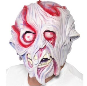 Halloween Melted Face Head Mask