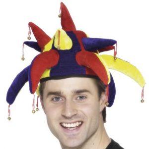 Jester Fancy Dress Hat