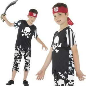 Boys Rotten Pirate Boy Costume
