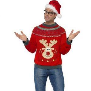Christmas Fancy Dress Jumper  - M or L