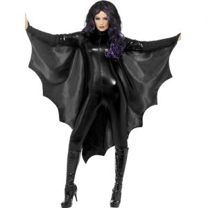 Halloween Adult Batwing Cape