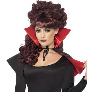 Halloween Mini Vamp Cape