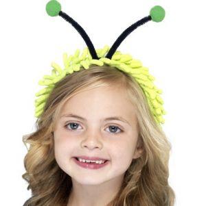 Childrens Cute Fancy Dress Bug Antenna