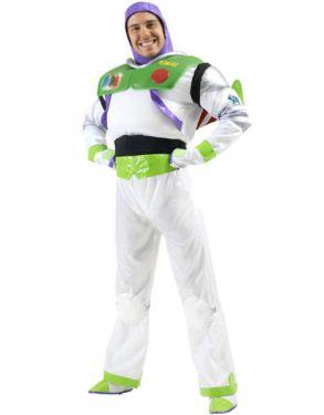 Toy Story Buzz Lightyear Fancy Dress Costume