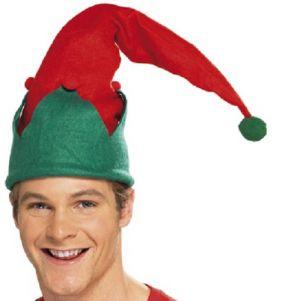 Christmas Fancy Dress Elf Hat