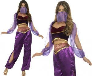 Ladies Arabian Princess Belly Dancer Costume