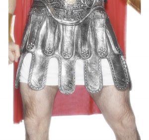 Roman Centurian Fancy Dress Latex Skirt