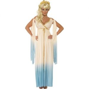 Greek Princess Fancy Dress Costume - M, L or XL