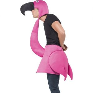 Adult Flamingo Costume - One Size