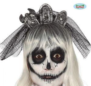 Halloween Gravestones on Headband