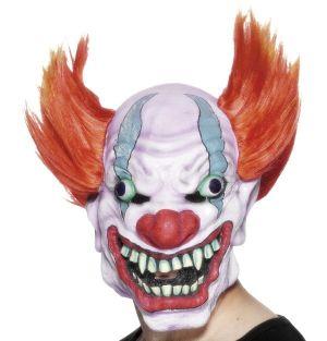 Halloween Overhead Clown Mask