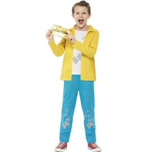 Childrens Roald Dahl Charlie Bucket Costume